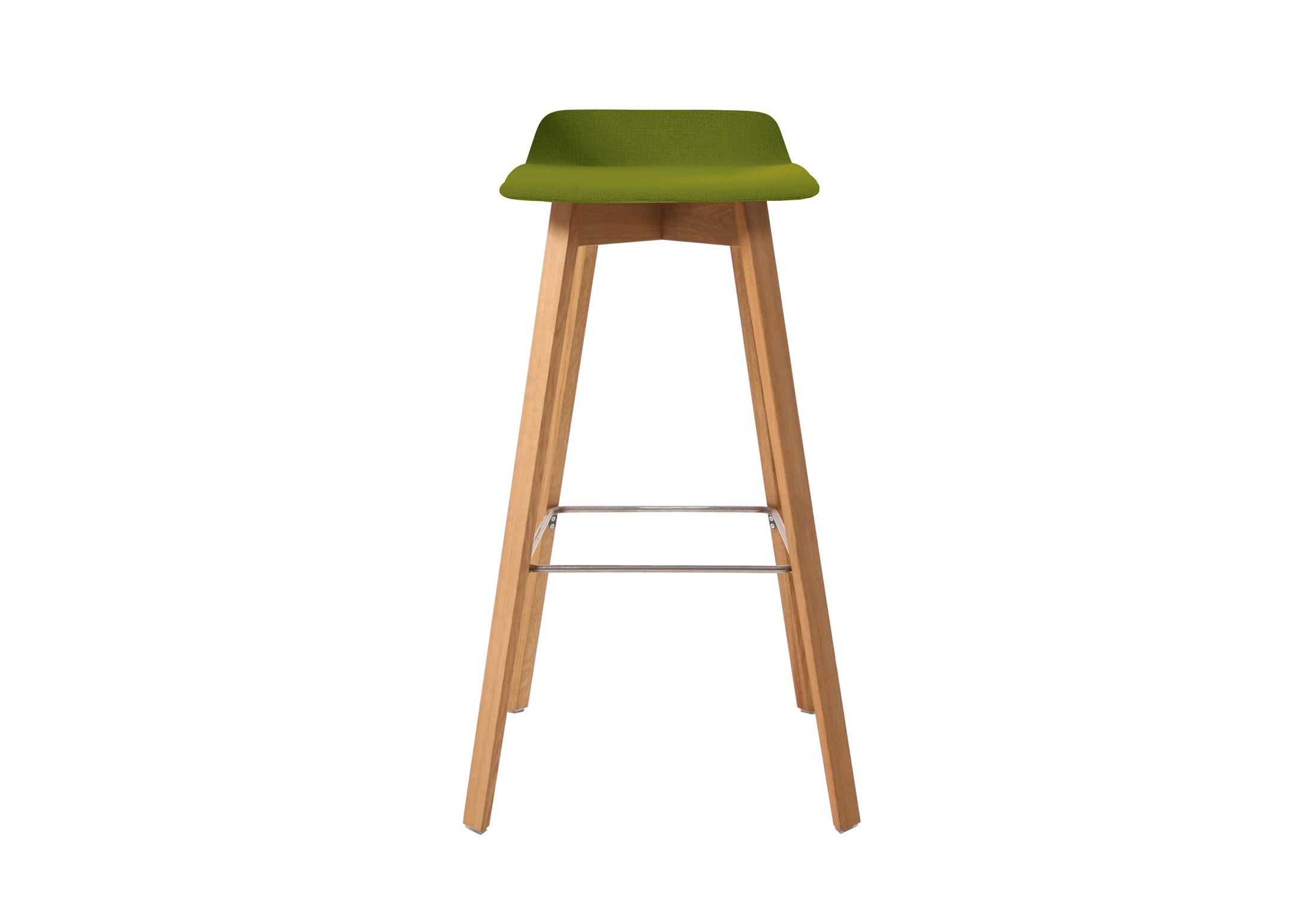 Maverick Upholstered Short Back Bar Stool By Kff Stylepark