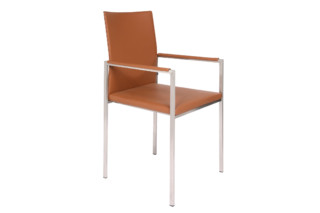 Nivo with armrests  by  KFF