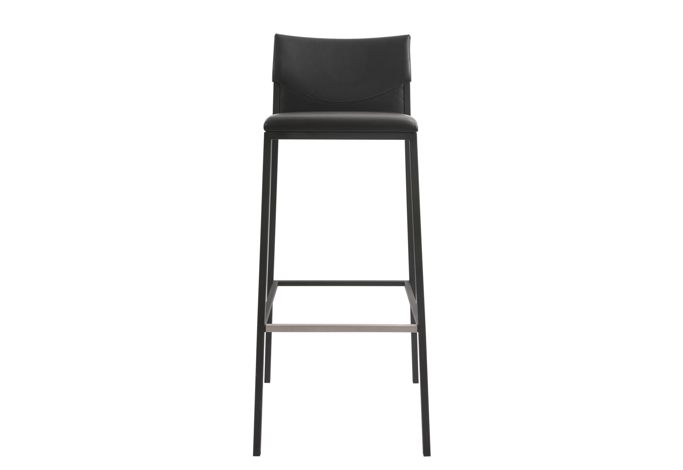 Unit barhocker upholstery by kff stylepark for Barhocker quadratisch