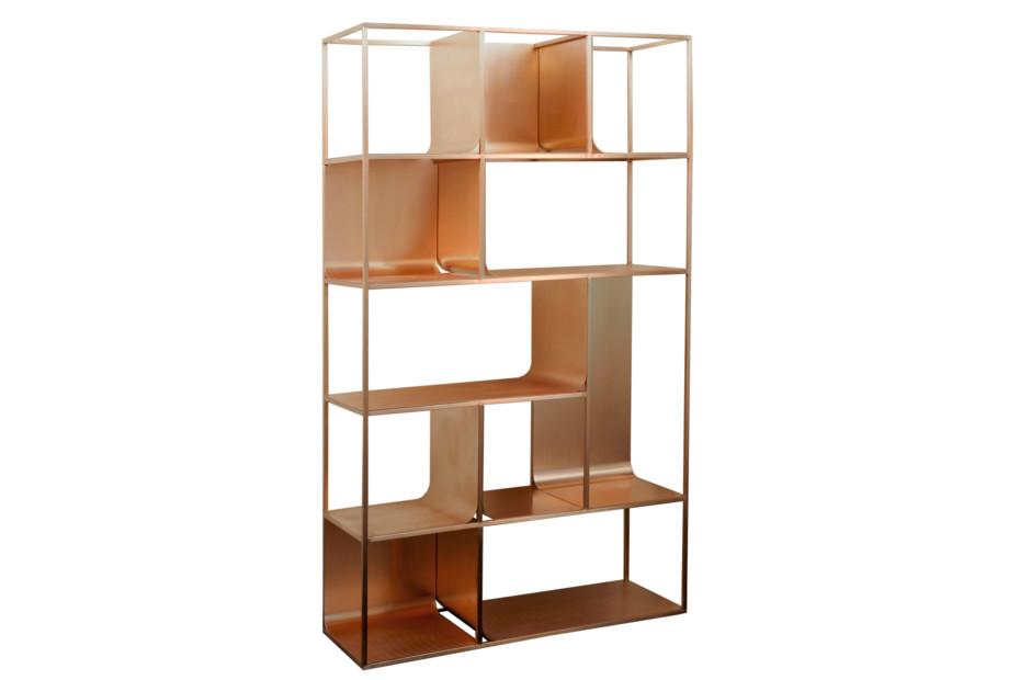 Copper View Shelf