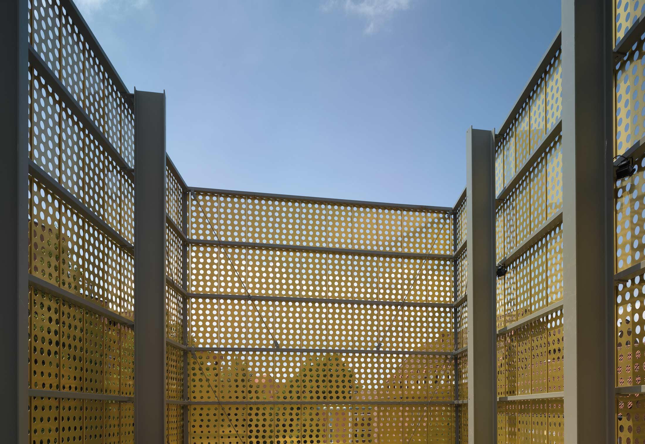 tecu gold punch cassettes by kme stylepark. Black Bedroom Furniture Sets. Home Design Ideas