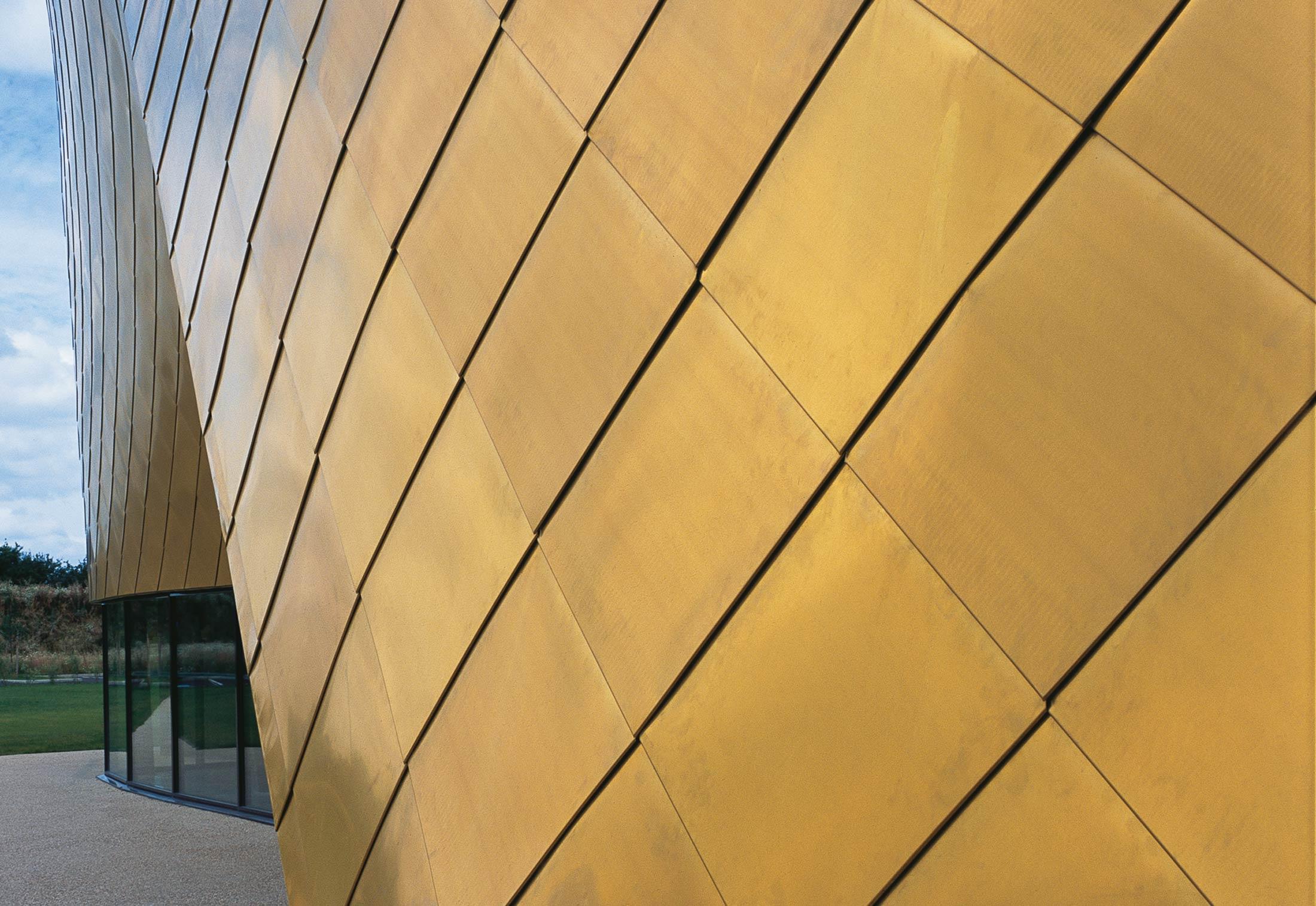 Tecu 174 Gold System Shingles By Kme Stylepark
