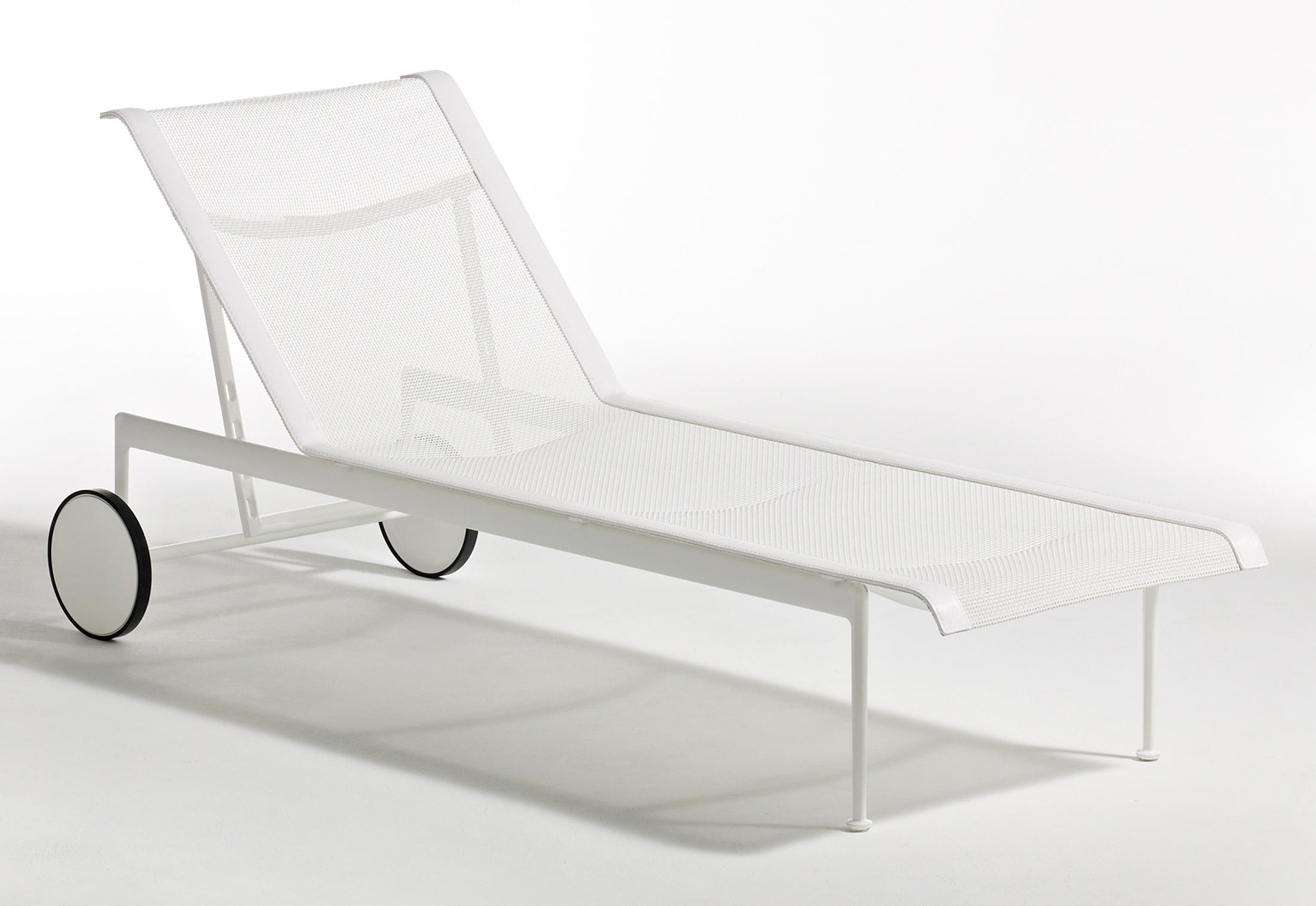 Chaise knoll finest chaise lounge u associes with chaise for Chaise bertoia knoll prix