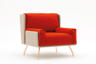 A&A Lounge Sessel  von  Knoll