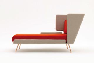 A&A Lounge Chaiselongue  von  Knoll