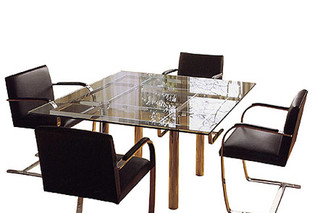 André High Table  by  Knoll