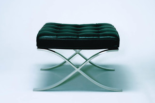 Barcelona® Stool  by  Knoll