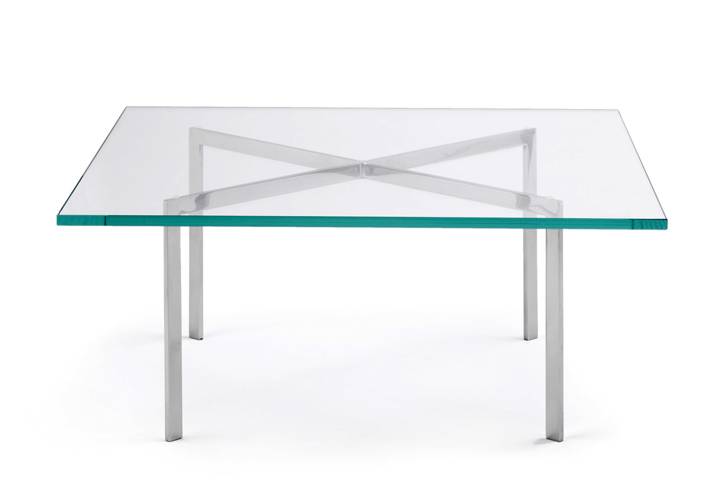 Barcelona table by knoll stylepark - Barcelona table knoll ...