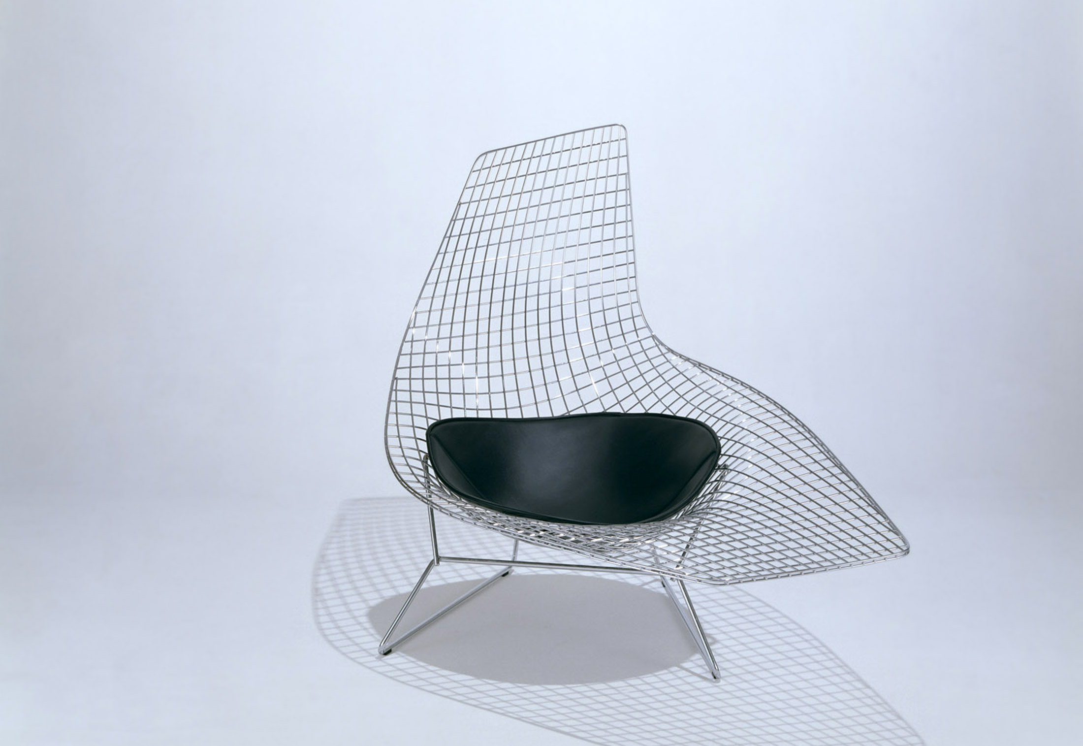 chaise diamond bertoia bertoia large diamond chair with full cover with chaise diamond bertoia. Black Bedroom Furniture Sets. Home Design Ideas