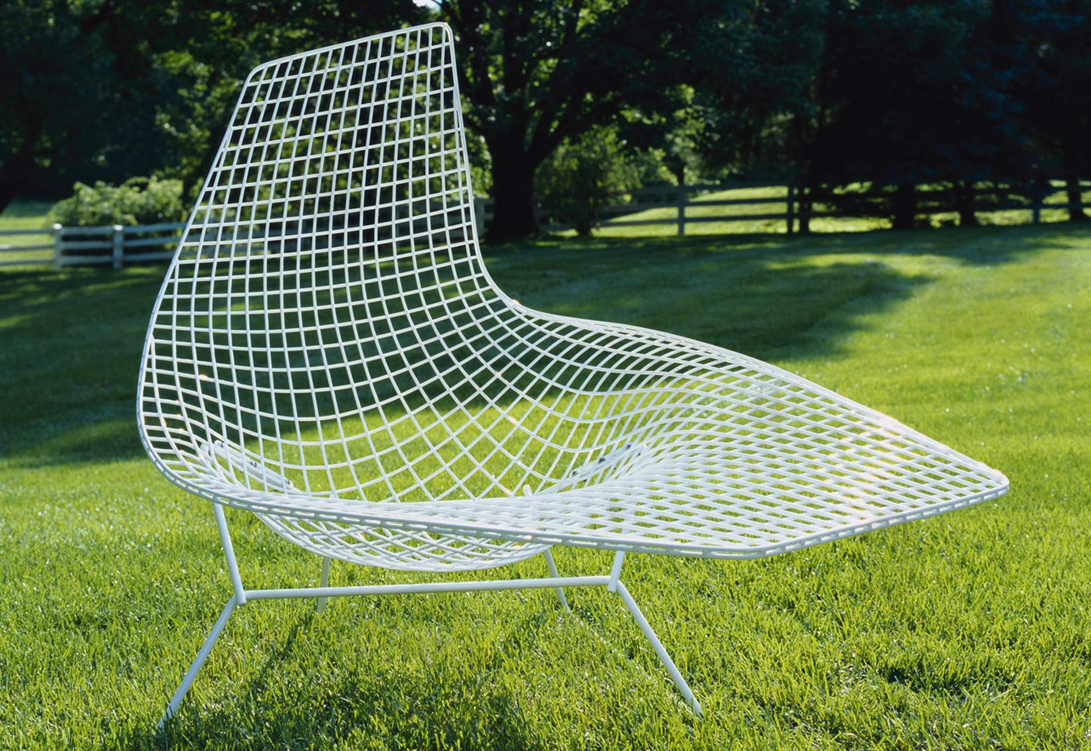 ... Bertoia Asymmetric Chaise ... : bertoia chaise - Sectionals, Sofas & Couches