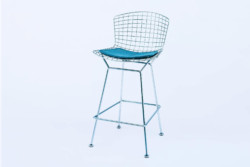Bertoia Diamond Lounge Chair Gold Plated By Knoll Stylepark