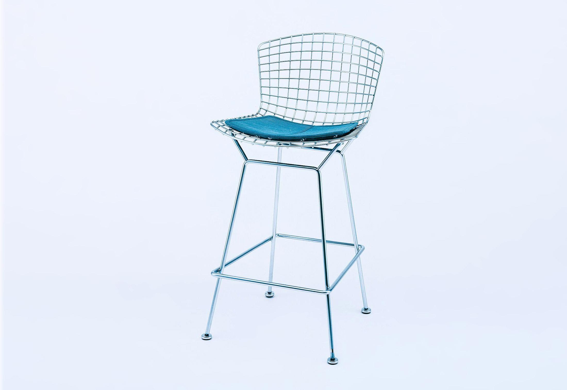 bertoia barhocker von knoll stylepark. Black Bedroom Furniture Sets. Home Design Ideas