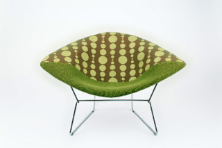Bertoia Diamond Large Chair  by  Knoll