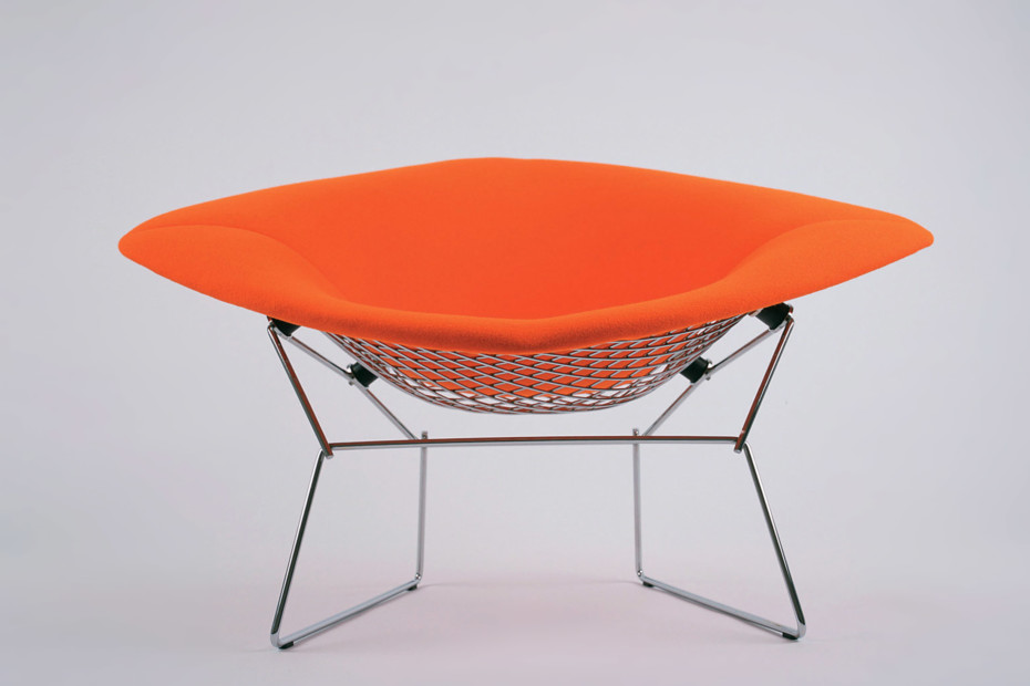 Bertoia Diamond Large Chair