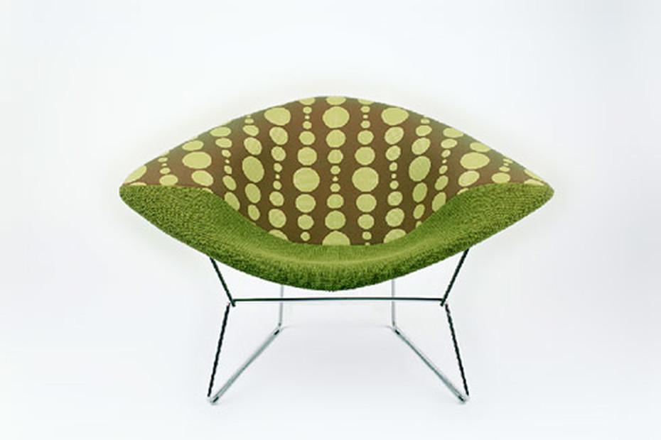 Bertoia Diamond Large Chair