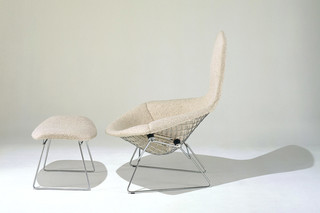 Bertoia Diamond Hocker  von  Knoll