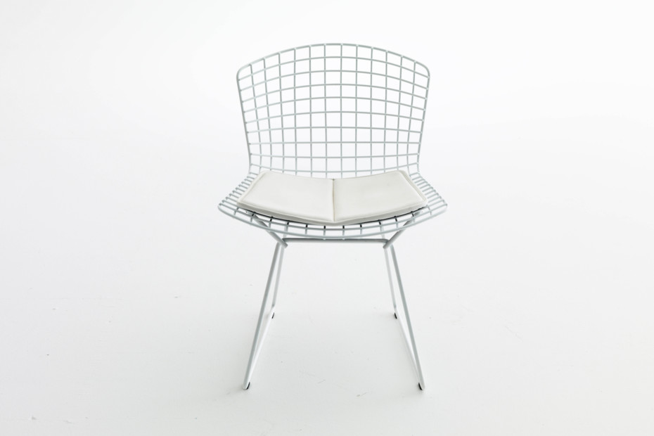 Delicieux ... Bertoia Side Chair ...