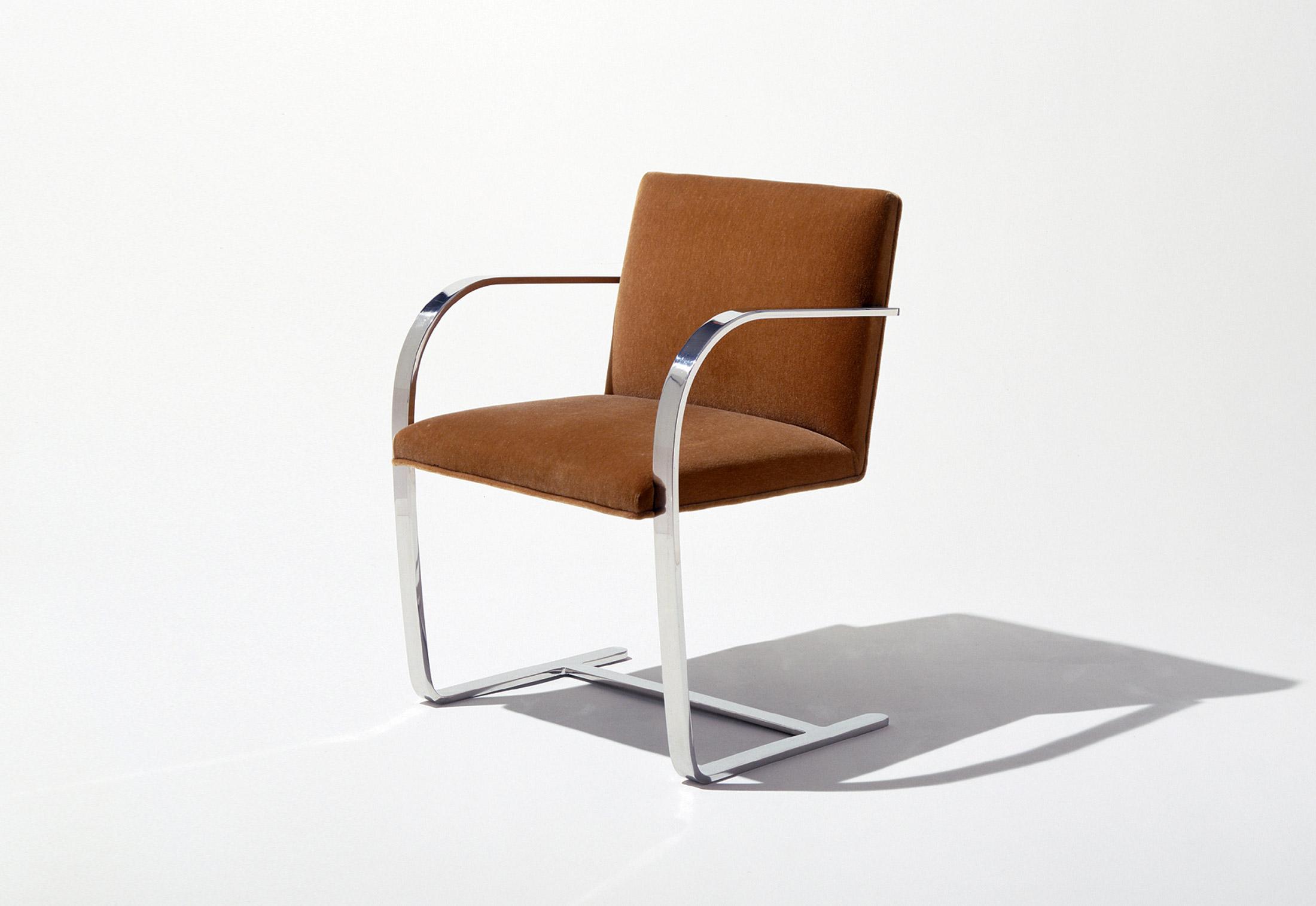Flat Bar Brno Chair by Knoll  STYLEPARK