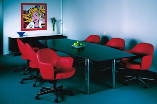 Florence Knoll Conference Table  by  Knoll
