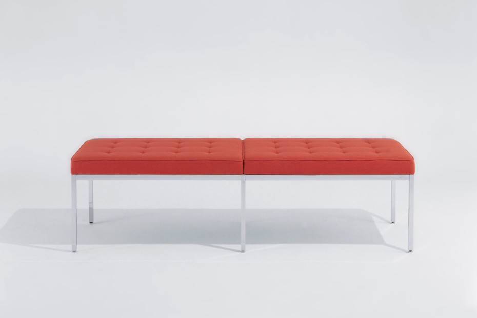 Florence Knoll Lounge Bench