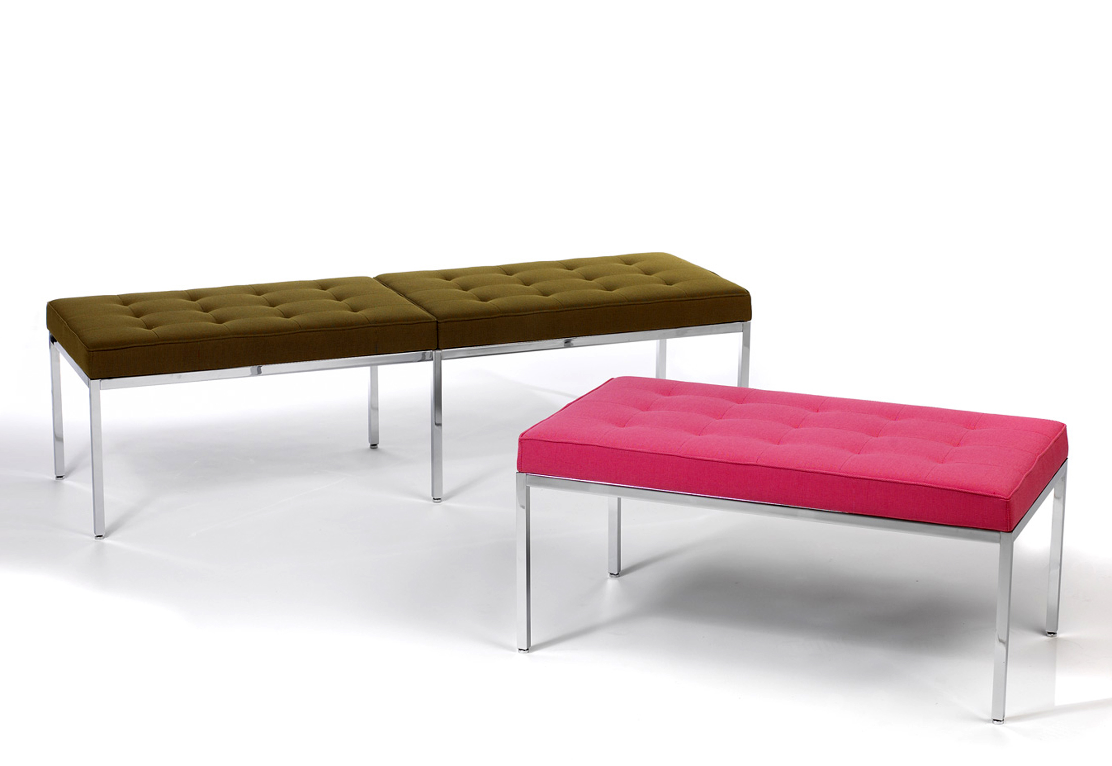 florence knoll lounge bench by knoll stylepark