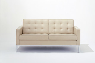Florence Knoll Lounge Settee  by  Knoll