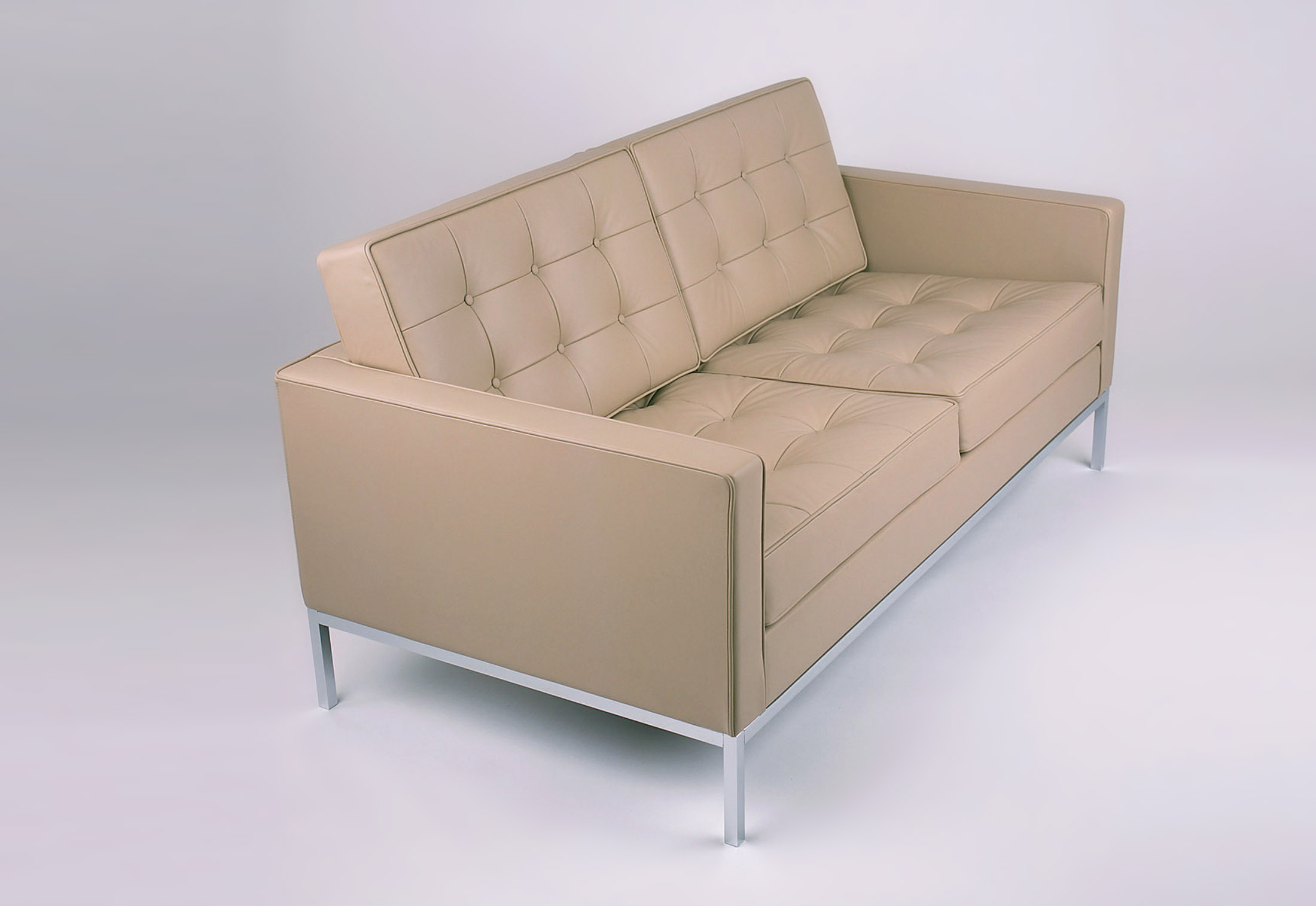 florence knoll lounge settee by knoll stylepark