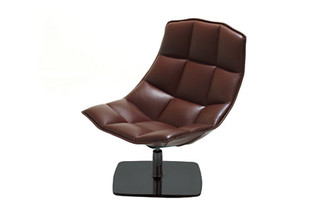 JL swivel lounge chair  by  Knoll