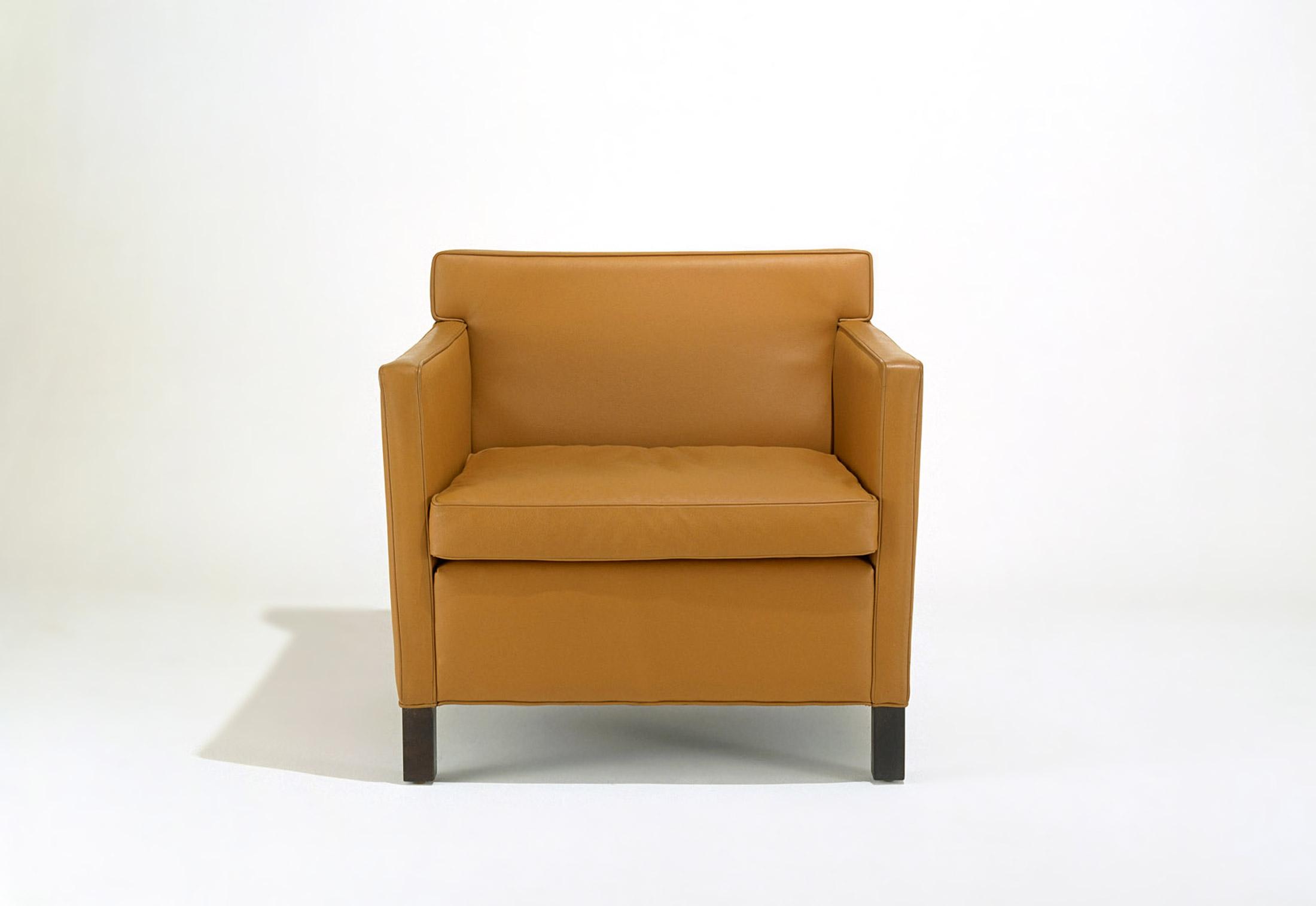 krefeld sessel von knoll stylepark. Black Bedroom Furniture Sets. Home Design Ideas
