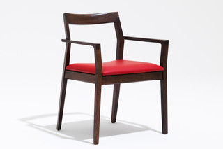 Krusin Chair with armrests  by  Knoll