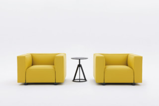 Lounge Armchair  by  Knoll