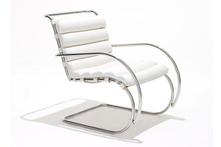 MR Lounge Armchair  by  Knoll