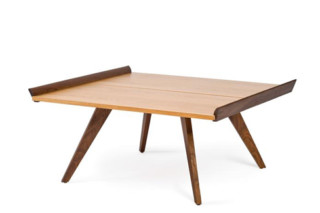 Nakashima Splay-Leg Table  by  Knoll