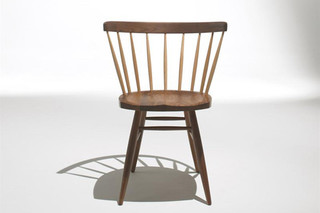 Nakashima Straight Chair  by  Knoll