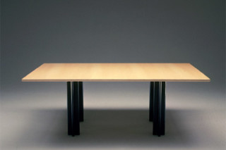 Pascal desk and conference table rectangular  by  Knoll