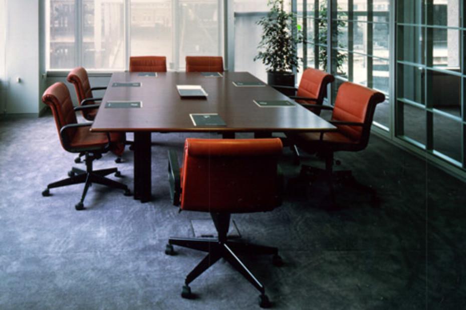 Pascal Schreib- und Konferenztisch rechteckig