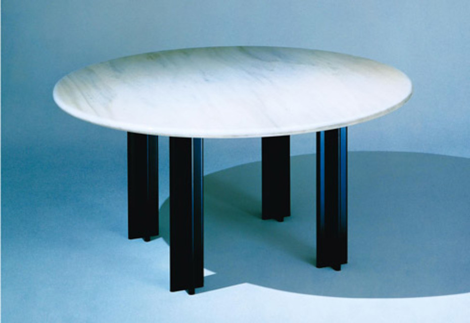 Pascal desk and conference table round