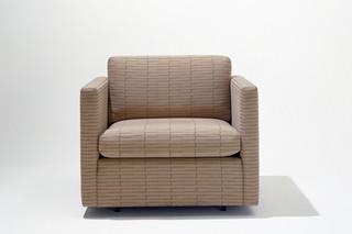 Pfister Lounge Hocker  von  Knoll