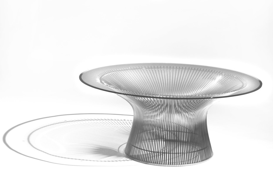 Platner Coffee Table By Knoll Stylepark