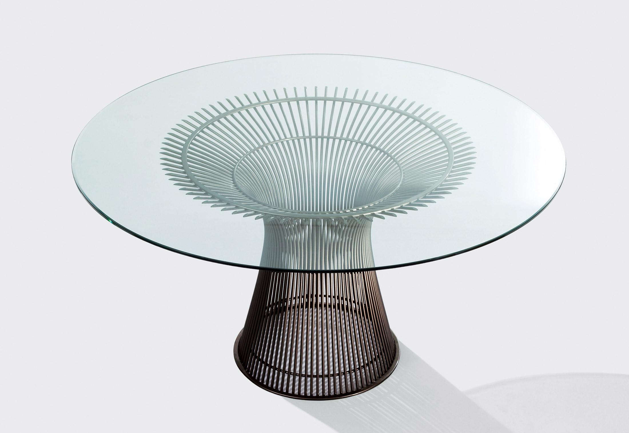Platner Tisch von Knoll | STYLEPARK
