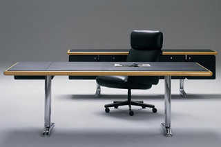 Platner Executive Table  by  Knoll