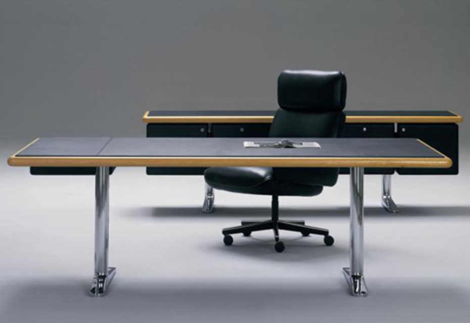 Platner Executive Table
