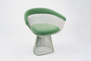 Platner Lounge Sessel  von  Knoll