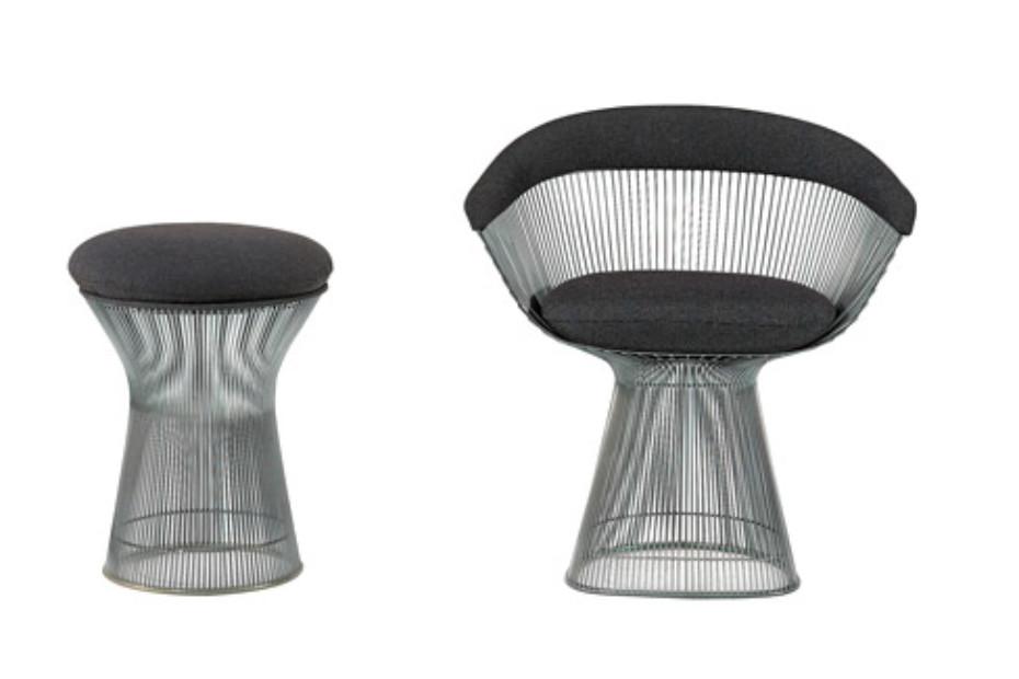 Platner Lounge Sessel