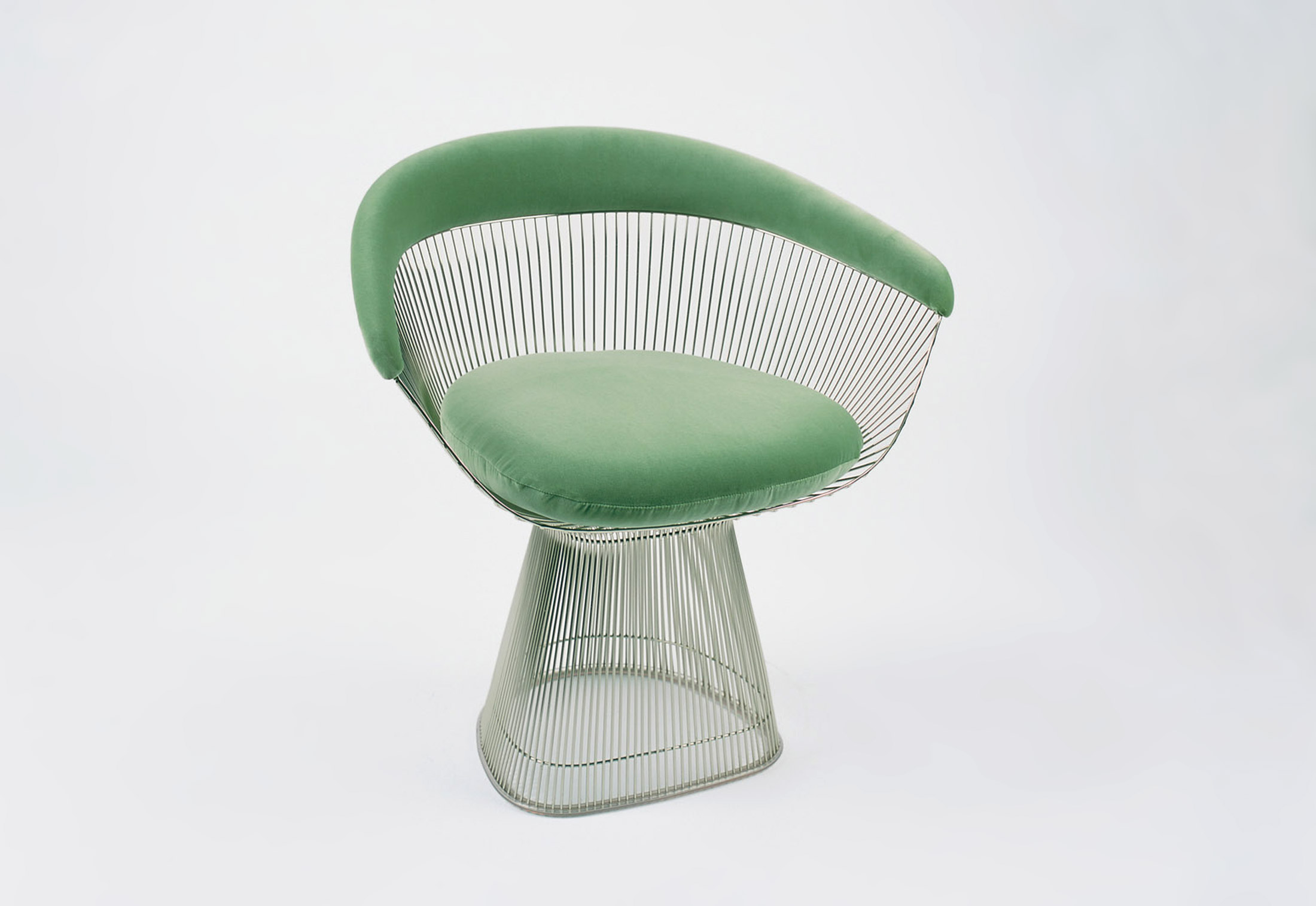 Platner Lounge Chair; Platner Lounge Chair ...