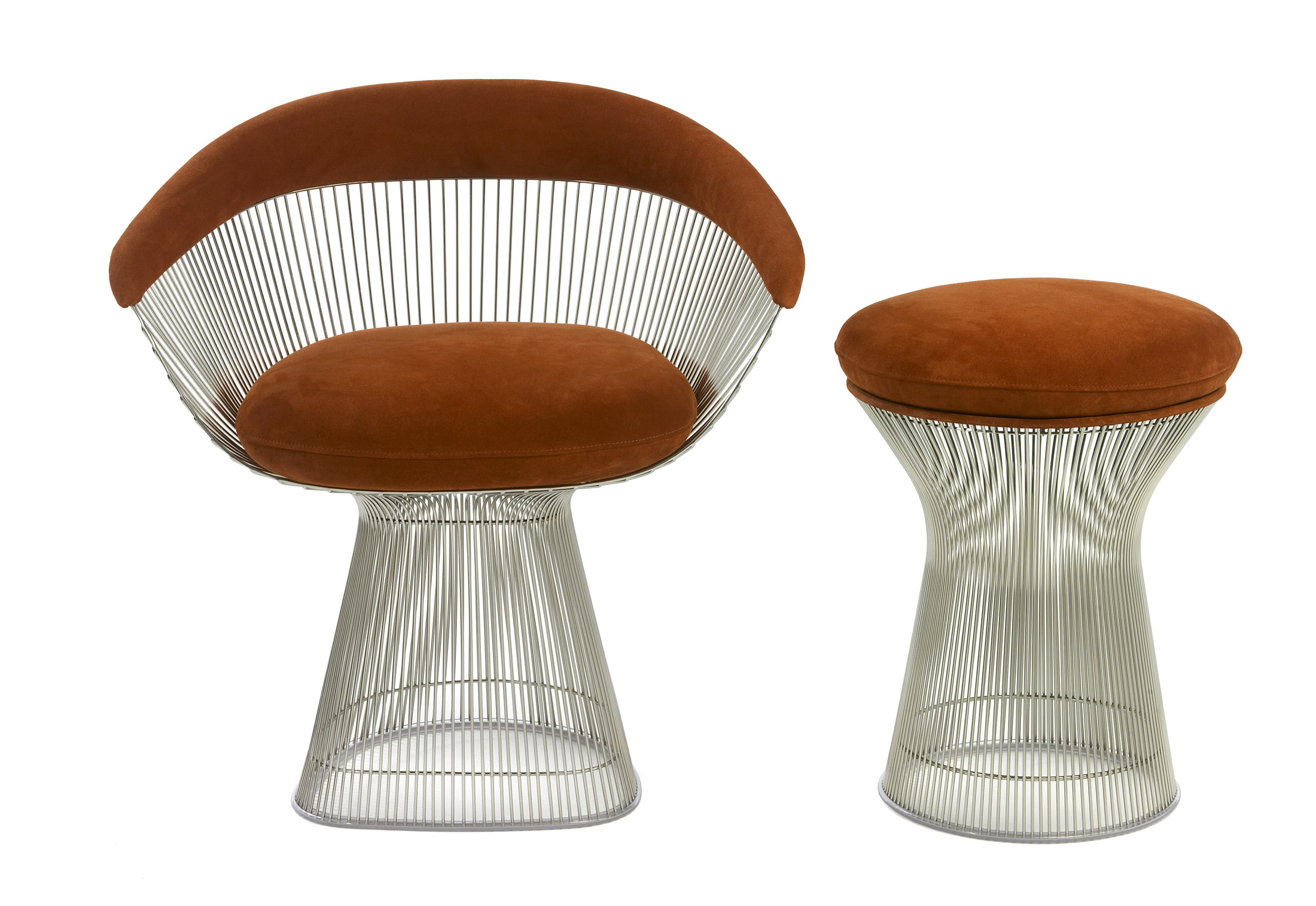 ... Platner Lounge Chair ...