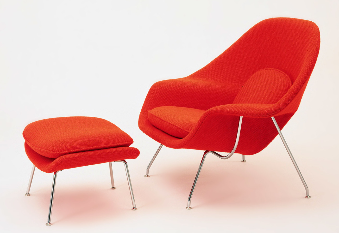 saarinen womb chair von knoll stylepark. Black Bedroom Furniture Sets. Home Design Ideas