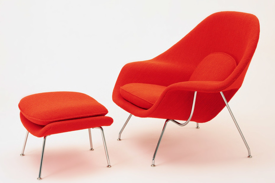 Saarinen Womb Chair