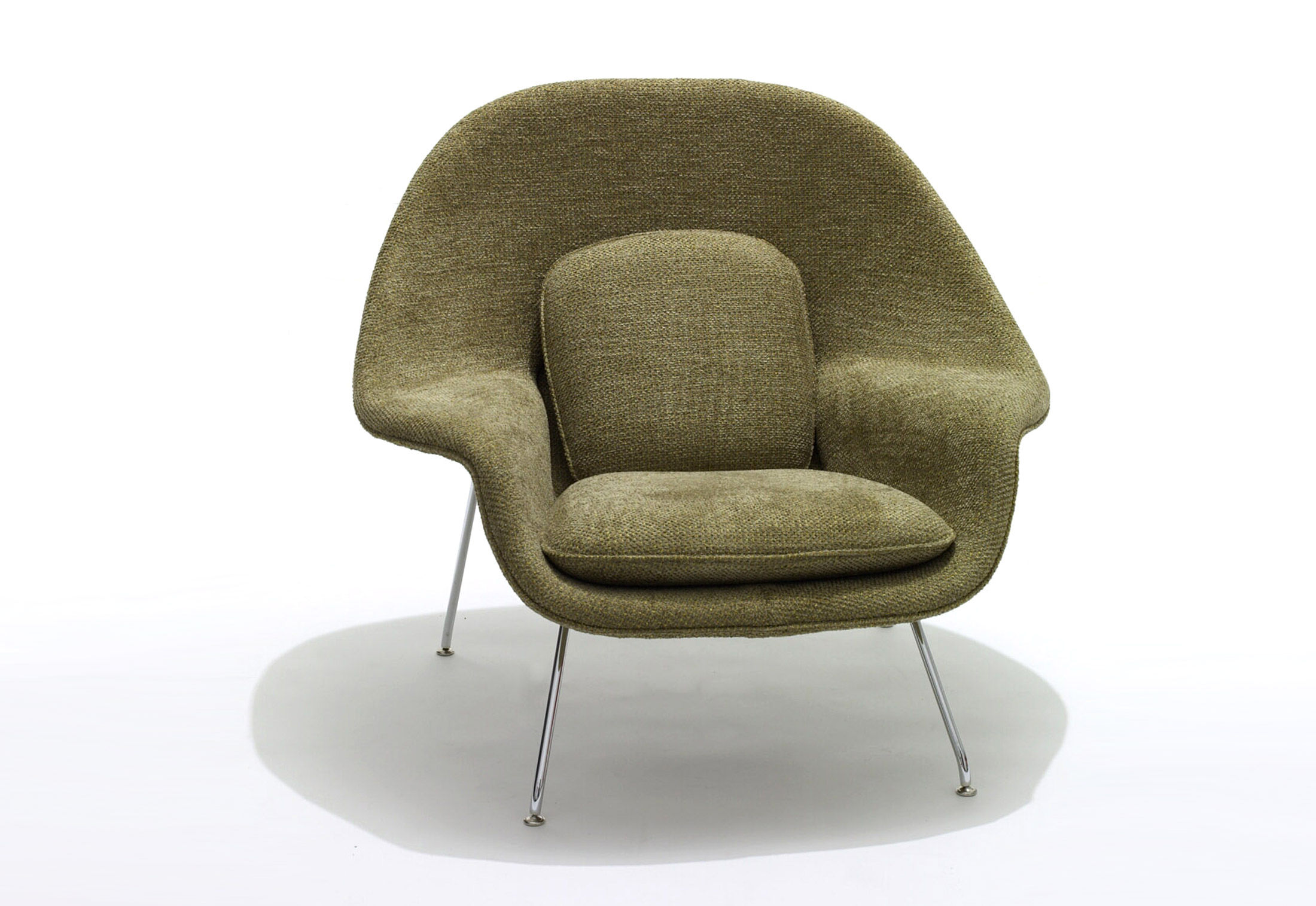 and ottoman planet chair vitra modern miniatures womb
