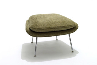 Saarinen Womb Ottoman  by  Knoll